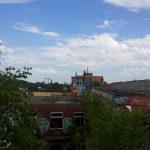 Filmaufnahmen_im_Juni 2016_ auf dem Dach der Cont-Fabriken